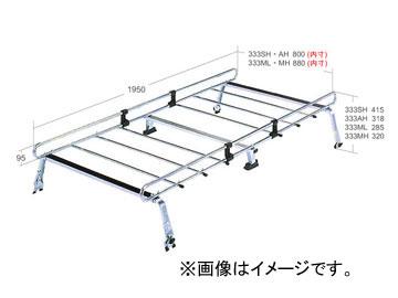 ロッキー ルーフキャリア STRシリーズ 6本脚 専用タイプ STR-333MH ミツビシ/三菱/MITSUBISHI タウンボックス ハイルーフ U60系 H11.4~