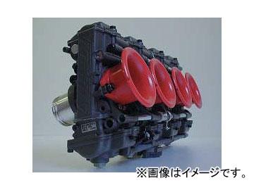 2輪 ケーヒン FCRキャブレター ホリゾンタルタイプ P009-2447 口径:37mm BLKボディ カワサキ Z1000R/J/Z1100R 1980年~1982年