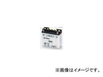2輪 GSユアサ バッテリー 開放式(12V) YB6-B
