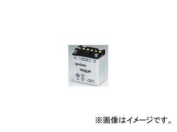 2輪 GSユアサ バッテリー 開放式(12V) YB12A-B2