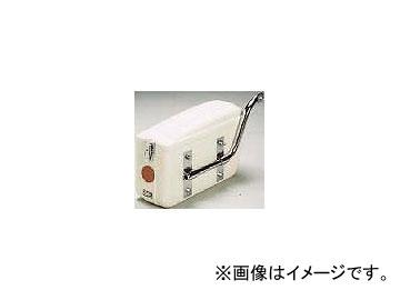 2輪 AFアサヒ チャンピオンバック AC-5 50cc~90cc 左側 AC-5L-WH P044-1299 ホワイト