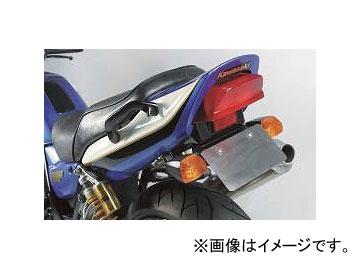 送料無料! 2輪 スパイス タクティカルテールユニット 4SFL15FR 材質:FRP カワサキ ZRX1100/1200R/S ~2008年