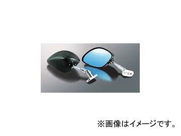 2輪 マジカルレーシング ミラー タイプ-4 ヘッド P028-8147 シルバー ヤマハ TRX850 1995年~1999年