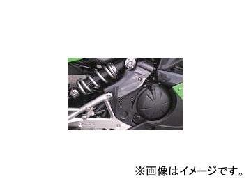 2輪 エーテック フレームカバー P044-4395 材質:カーボンケプラー カワサキ ニンジャ400R