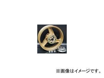 2輪 スペックエンジニアリング 純正流用ワイドホイールキット typeA 17インチ P044-4603G ゴールド 5.50-17 リヤ カワサキ GPZ900R A7-
