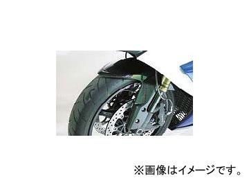 2輪 ネクスレイ フロントフェンダー P034-3550 スモークブラック スズキ GSXR1000 2007年~2008年