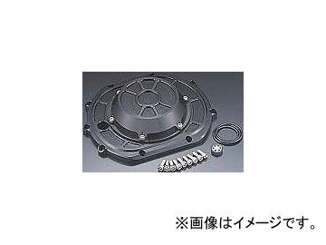 2輪 PMC ビレットクラッチカバー P038-6027 ブラック カワサキ Z1/Z2/Z750-1000/Z1R
