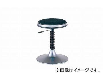 ナイキ/NAIKI 丸イス 病院用 E711L 400×400×450~635mm
