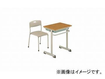 ナイキ/NAIKI 学校用チェアー 5号 NCR-2555-MW 371×380×420mm