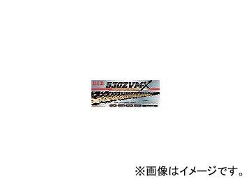 2輪 D.I.D モーターサイクルチェーン(No.520ZVM-X) X-リング 100L ゴールド