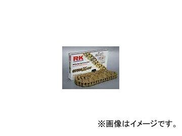 2輪 RKチェーン モーターサイクルチェーン シールタイプ XWリング 120L GV530R-XW 120L ゴールド