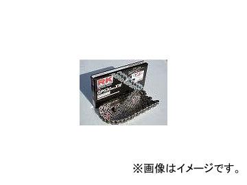 2輪 RKチェーン モーターサイクルチェーン シールタイプ UW・Uリング 100L GP530UW-R 100L シルバー