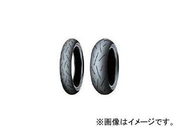 2輪 ダンロップ タイヤ α12 17インチ P041-1234 160/60R17 69H リア