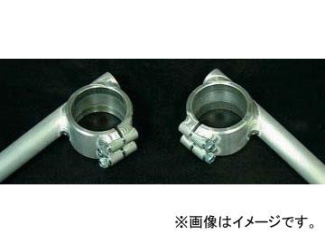 2輪 バトルファクトリー アルミ溶接ハンドル P044-5341 φ50×5°