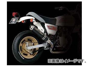 2輪 ヨシムラジャパン 機械曲チタンサイクロン TC(チタンエキパイ+カーボンカバー) P032-0812 83db ホンダ エイプ50 2008年