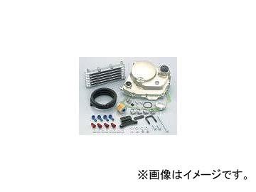 2輪 キタコ スーパーオイルクーラーフルキット P028-7669 ULTRAクラッチカバー付