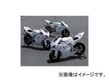 2輪 才谷屋 3点KIT(フルカウル、シングルシート、タンクカバー)レース P032-9595 白ゲル ホンダ NSF100 1098タイプ