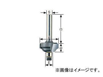 大日商/DAINISSYO コーナービット ヒョータン面 ルーター用 5分 HY5 JAN:4948572030154