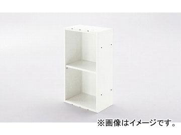 ナイキ/NAIKI リンカー/LINKER カスティーノ 吊り下げボックス クリアーホワイト CND-B035-W 350×220×575mm