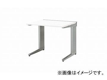 ナイキ/NAIKI リンカー/LINKER トリアス 平デスク ホワイト TR087F-SVH 800×700×700mm
