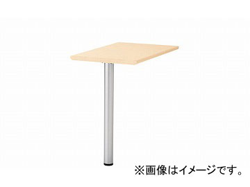 ナイキ/NAIKI リンカー/LINKER トリアス サイドテーブル シルクウッド TR047ST-SVS 700×450×700mm