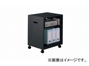 ナイキ/NAIKI リンカー/LINKER トリアス 下置棚 CPU機器用 ダークグレー DUN04-DG 500×400×610mm