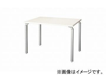 ナイキ/NAIKI リンカー/LINKER ウエイク テーブル ホワイト WK107F-SVH 1000×700×700mm