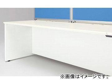 ナイキ/NAIKI ネオス/NEOS 幕板 フリーアドレスデスク用 クリアホワイト CNFA24MF-W