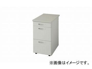ナイキ/NAIKI ネオス/NEOS 脇デスク ウォームホワイト NEDH047G-AWH 400×700×720mm