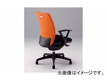 ナイキ/NAIKI リンカー/LINKER シェルモ 事務用チェアー オレンジ WE513F-OR 619×620×908~978mm
