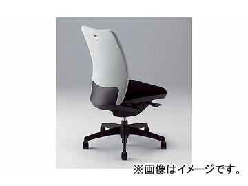 ナイキ/NAIKI リンカー/LINKER シェルモ 事務用チェアー ライトグレー WE512F-LGL 619×620×908~978mm