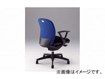 ナイキ/NAIKI リンカー/LINKER シェルモ 事務用チェアー ブルー WE511FP-BL 619×620×908~978mm