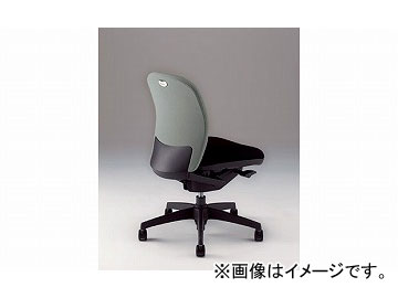 ナイキ/NAIKI リンカー/LINKER シェルモ 事務用チェアー グレー WE510F-GL 619×620×829~899mm