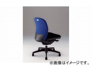 ナイキ/NAIKI リンカー/LINKER シェルモ 事務用チェアー ブルー WE510F-BL 619×620×829~899mm