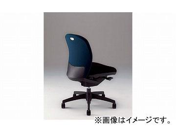 ナイキ/NAIKI リンカー/LINKER シェルモ 事務用チェアー ダークブルー WE510F-DBL 619×620×829~899mm