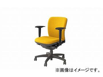 ナイキ/NAIKI ネオス/NEOS フィーモ 事務用チェアー ME型 ブラック ME511AFN-YE 629~711×570×825~895mm