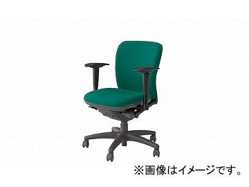 ナイキ/NAIKI ネオス/NEOS フィーモ 事務用チェアー ME型 グレー ME511AFN-GR 629~711×570×825~895mm