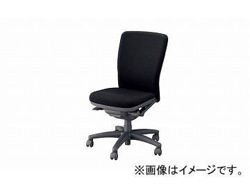 ナイキ/NAIKI ネオス/NEOS フィーモ 事務用チェアー ME型 ローズ ME512F-BK 620×592×910~980mm