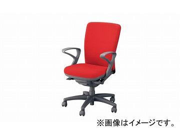 ナイキ/NAIKI ネオス/NEOS フィーモ 事務用チェアー ME型 ブラウン ME513F-RE 620×592×910~980mm