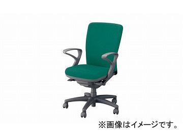 ナイキ/NAIKI ネオス/NEOS フィーモ 事務用チェアー ME型 グレー ME513F-GR 620×592×910~980mm