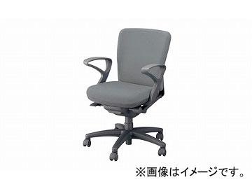 ナイキ/NAIKI ネオス/NEOS フィーモ 事務用チェアー ME型 イエロー ME511F-GL 620×592×825~895mm