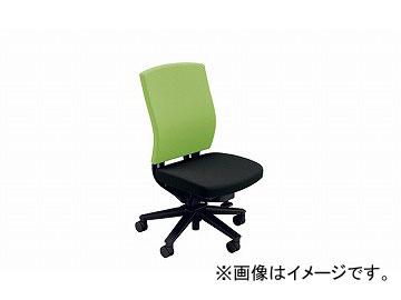 ナイキ/NAIKI リンカー/LINKER フェクト 事務用チェアー グレー/ブラック FE512F-GRB 600×580×925~1010mm