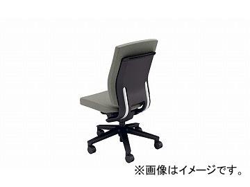 ナイキ/NAIKI リンカー/LINKER フェクト 事務用チェアー グレー FE512F-GL 600×580×925~1010mm
