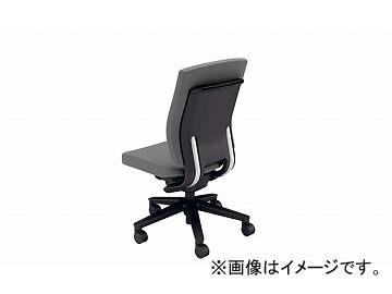 ナイキ/NAIKI リンカー/LINKER フェクト 事務用チェアー グレー FE512-GL 600×580×925~1010mm