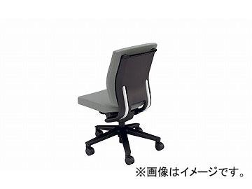ナイキ/NAIKI リンカー/LINKER フェクト 事務用チェアー グレー FE510F-GL 600×580×865~950mm
