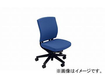 ナイキ/NAIKI リンカー/LINKER フェクト 事務用チェアー ブルー FE510-BL 600×580×865~950mm