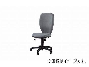 ナイキ/NAIKI 事務用チェアー 70型 グレー 711NG-GL 465×620×905~1010mm