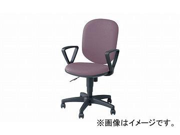 ナイキ/NAIKI 事務用チェアー SEN型 ライトバイオレット SEN513F-LVI 585×575×880~985mm