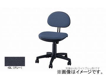 ナイキ/NAIKI 事務用チェアー 22型 グレー 222G-GL