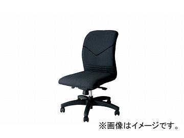 ナイキ/NAIKI マネージメントチェアー ブラック E320F-BK